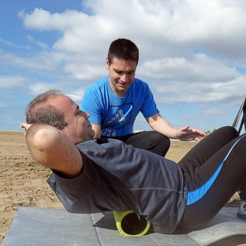 Rehabilitación y prevención de los problemas de espalda con Jaume Bonastre, entrenador personal